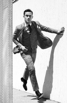 Joseph Gordon-Levitt. So sexy