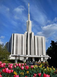 Seattle Washington Temple (attended there mostly after ian and I married/sealed in Atlanta, GA & moved to Washington ~Dahni)