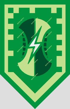 LEGO Nexo Knights Power - Aaron - Supersonic Shield | spyrius.org