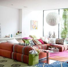 Bohemian Style Living Room Ideas | ... Living Room Ideas Bohemian Style . The best solution home design