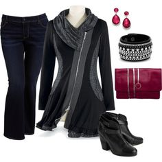 """""""Winter 1"""" by amanda-hooser on Polyvore"""