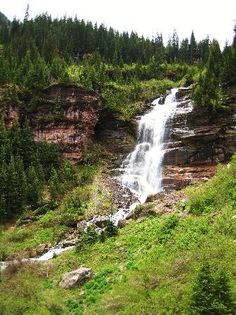 Bear Creek Falls ranked #2 of 24 attractions in Telluride. Scenic waterfalls that tumble down into Telluride's box canyon in the San Juan Mountains.