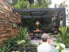 Outdoor entertainment area on Pinterest | Entertaining ... on Garden Entertainment Area Ideas id=74701
