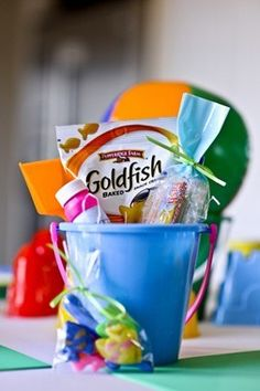 favors for swim party birthdays