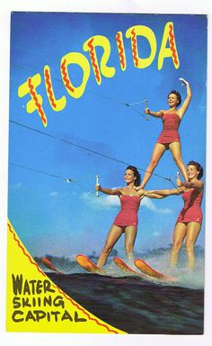 Pyramid Power  Florida High Flying Figures  the Water by vonderval, $2.25