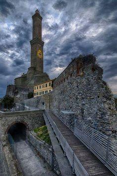 Lanterna de Zena-Genova