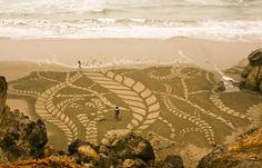 // sand paintings