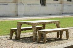 Table 02 (Chelles) , Simon  Boudvin, Sèvres Outdoors 2014
