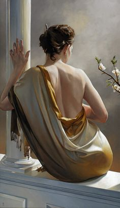 30 brilliant oil paintings by Mind-Blowing by Tom Lovell, Hamish Blakely and Raip . - 30 brilliant oil paintings by Mind-Blowing by Tom Lovell, Hamish Blakely and Raipun … # - Woman Painting, Figure Painting, Painting Art, Tom Lovell, Renaissance Kunst, Figurative Kunst, Old Paintings, Realistic Paintings, Classic Paintings