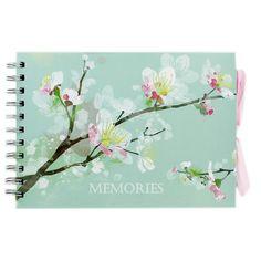A5 Blossom Scrapbook