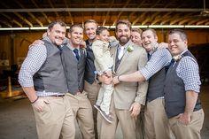 groomsmen   Poplar Grove Plantation Weddings rustic wilmington wedding