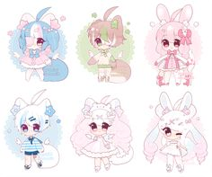 bobamimi c auction (closed) by machomilk on DeviantArt