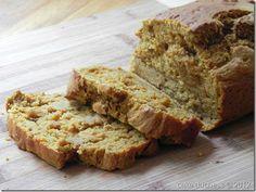 Browned Butter Pumpkin-Beer Bread