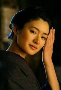小雪  Koyuki. / 'Last Samurai'