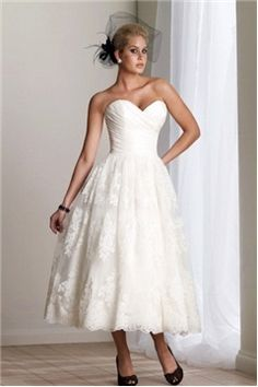 """$156.9, [Lace Wedding Dress] Mid Length Open Backed Taffeta Weddings Vow Dresses Lace """"Bright Camo Bridal Gowns, Wedding Gowns Written Agreement"""" Organza T Length Strapless Empire Waist V Neck Wedding Reception Dresses Gowns Open Back Sun Dresses Bride Crinkle Fitted Lace Lacy Rare Sleeveless Mature."""