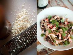 grillattu salaattisikurisalaatti jokiravuilla