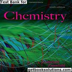 363 best testbank images on pinterest textbook banks and manual professor test bank for chemistry edition by zumdahl fandeluxe Images