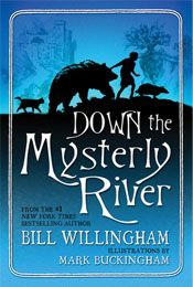 Review: Down the Mysterly River by Bill Willingham | Escape Through the Pages | Click to see review