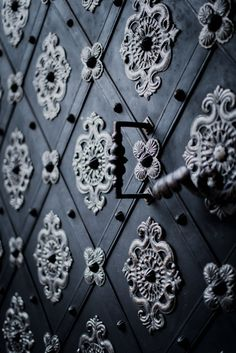 iron door - anon