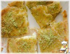 Kahiye Tatlısı (Mardin) - m.lezzetler.com