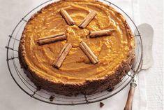 Wist je dat pompoen ook een ideaal ingrediënt is in een zoete taart? Recept - Pompoentaart - Allerhande