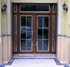 Tekirdağ Apartman Giriş Kapısı