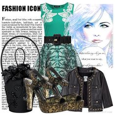 Gothic green  | Women's Outfit | ASOS Fashion Finder