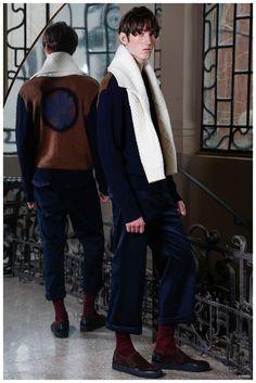 Iceberg Fall/Winter 2015 Menswear Collection