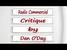 Straight talk about radio programming, radio advertising, radio production.Well, you get the idea. Radio Advertising, Oils For Life, Radio Personality, Arizona State University, Lost Money, Textbook, Programming, Survival, Commercial