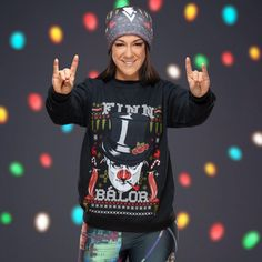 The official home of the latest WWE news, results and events. Get breaking news, photos, and video of your favorite WWE Superstars. Ugly Holiday Sweater, Ugly Sweater, Christmas Sweaters, Ronda Rousey, Bailey Wwe, Pamela Rose Martinez, Wwe Belts, Wwe Toys, Wwe Female Wrestlers