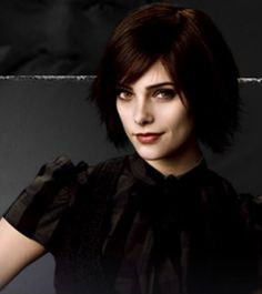 Alice Cullen. In 1920, after having been institutionalized by her family, an unknown vampire turned her to save her from the relentless tracker, James. Later, she was led to the love of her life, Jasper, after receiving a vision of him, and the pair subsequently joined the peaceful coven of the Cullen family. She is known for her sweet and loving nature.