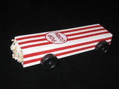 New Pinewood Derby Cars Ideas Creative Ideas Awana Grand Prix Car Ideas, Co2 Cars, Scout Popcorn, Pinewood Derby Cars, Scout Activities, Powder Puff, Car Girls, Girl Scouts, Scout Mom