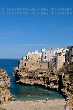 Photo Tour in Polignano a mare with me!https://www.facebook.com/LucillaCumanPhotography