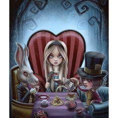 Alice Bookcover - shannonbonatakis.com