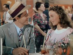 Jeanne Crain collection at Wesleyan University, Middletown, CT One of my favorite movies ever!