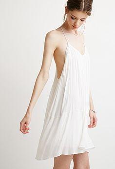 Para lucir fresca, dulce y comoda, vestido de Forever21
