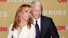 Anderson Cooper Responds to Kathy Griffin Controversy: 'I Want Nothing But Good Things For Her'