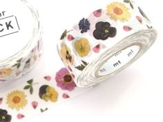 MT Masking tape meerleuks MT for pack Pressed flower