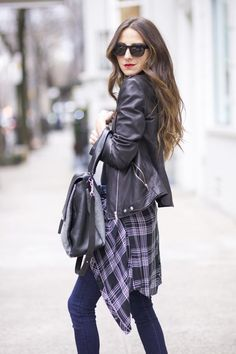 My Favorite Fall Looks from the Past