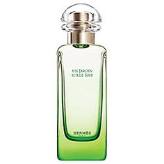 HERMÈS - Un Jardin sur le Toit   I never thought I would find a perfume that I liked, much less LOVED. Of course, when I did it turns out it was almost $100 for a 1.6 oz bottle ;(