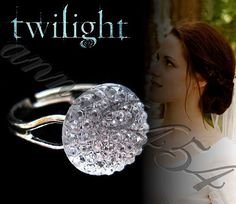 Twilight Breaking Dawn Bella Swan & Edward engagement by anna6454, $5.99
