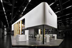 Wacker booth on ECS 2013