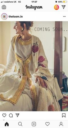 27 trendy Ideas for wedding indian dress white blouses - Designer Dresses Couture Indian Designer Outfits, Indian Outfits, Designer Dresses, Designer Wear, Lehenga, Anarkali, Sabyasachi, Indian Dress Up, Nice Dresses