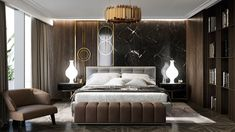 Penthouse Art Deco modern, Asmita Gardens, București - Creativ-Interior Design Interior, Art Deco, Gardens, Bed, Creative, Modern, Furniture, Home Decor, Trendy Tree