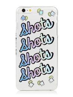 Shots iPhone 6/6S Case