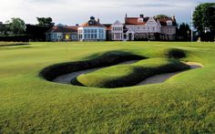 Muirfield can be played as an extension (never easy to get a round here - but well worth it, and could justify the whole trip on its own)