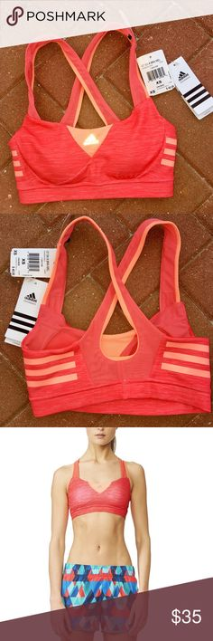 Adidas Women's GT XS Red/Sunglow Sports Bra Women´s clothing Underwear Adidas Gt Supernova X Bra Mel XS. Features: - SPORT PERFORMANCE- RUNNINGSpecifications: - InterlockMaterial-Composition:- 89% Polyester/11% Elasthane ✨Make an Offer. ✨ Adidas Other
