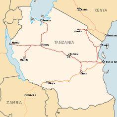 2d17648c2 Tanzania Railways Limited - Wikipedia