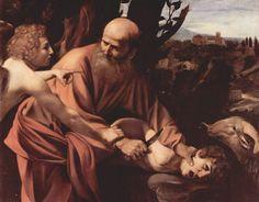 Sacrifice of Isaac (1603)