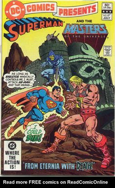 DC Comics Presents Issue #47 - Read DC Comics Presents Issue #47 comic online in high quality